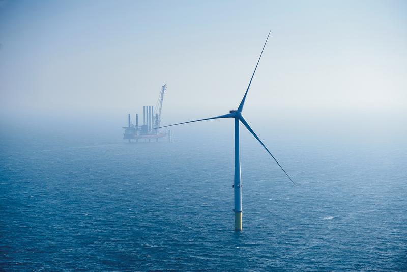 energikallan vindkraft producerad av Vattenfall