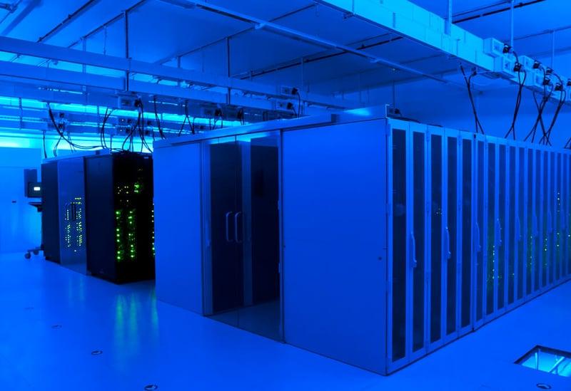 Datacenter-vattenfall