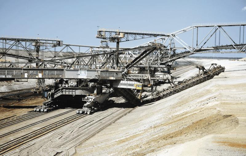 fossil energiproduktion i form av kolkraftverk
