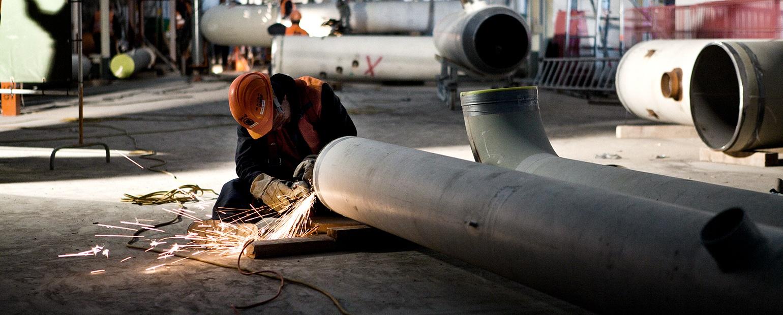 Skapa hållbarhet i byggbranschen